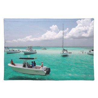 Stingray City Grand Cayman Islands Placemant Placemat