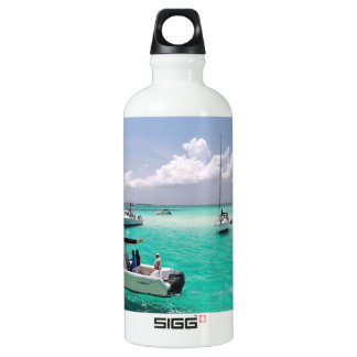 Stingray City Grand Cayman Islands Water Bottle