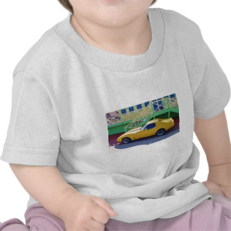 Stingray. clásico del Corvette Camisetas