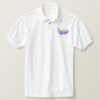 Stingray Embroidered Polo Shirt