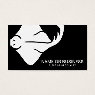 stingray icon business card