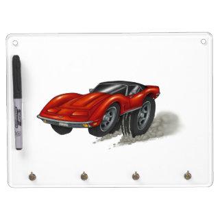 Stingray Key Holder & Dry Erase Board