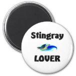 Stingray Lover Magnet