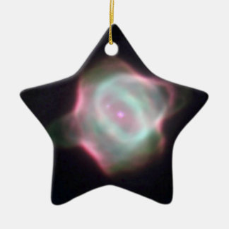 Stingray Nebula luminous NASA Ceramic Ornament