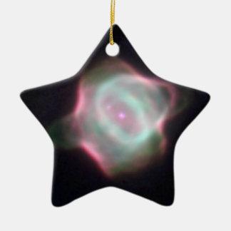 Stingray Nebula Christmas Tree Ornaments