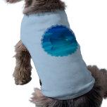 Stingray Underwater  Pet Shirt