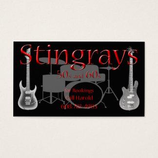 Stingrays3 Business Card