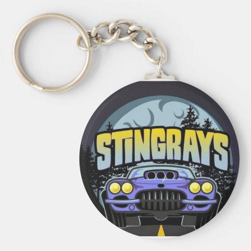 StingRay's Bar Key Chains