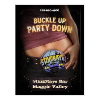 StingRay's Bar Postcard