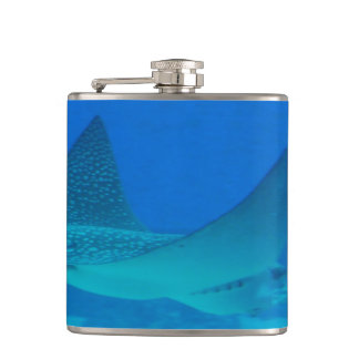 Stingrays Hip Flasks