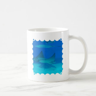 Stingrays Coffee Mugs