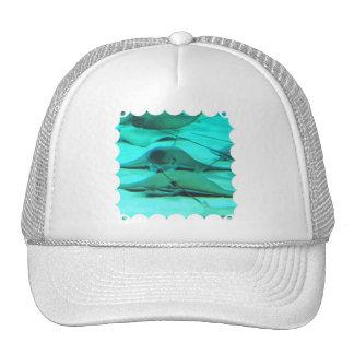 Stingrays on Ocean Floor Baseball Hat