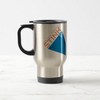 Stink 4 Travel Mug