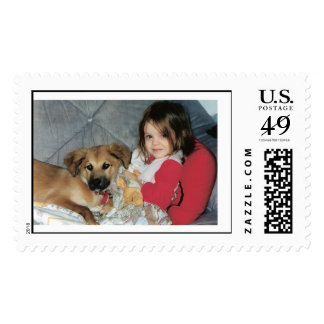 stink and rose postage