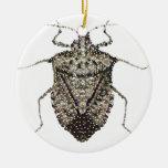 stink bug christmas ornament