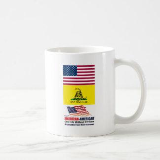 Stink Bugs Don't Tread on Me Classic White Coffee Mug