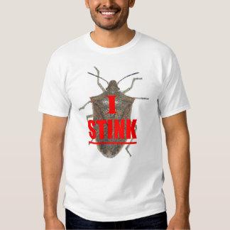 stink bugs tshirt