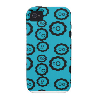 Stink Eye Cells Case-Mate iPhone 4 Cases