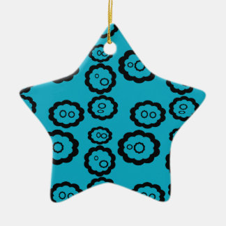 Stink Eye Cells Christmas Ornaments