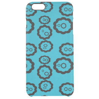 Stink Eye Cells Clear iPhone 6 Plus Case