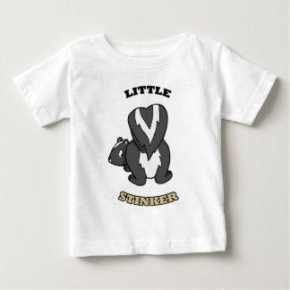 Stinker Skunk Baby T-Shirt
