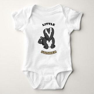 Stinker Skunk Infant Creeper