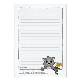 Stinker the Skunk (Pathway Pet) Card