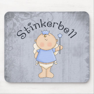 Stinkerbell Mouse Pad