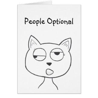 Stinkeye Catnip card