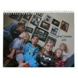 Stinky Cheese 2010 Wall Calendars