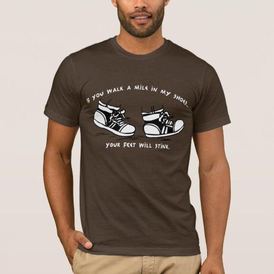 STINKY FEET_2 T-Shirt