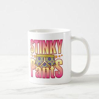 Stinky Flowery Pants Mug