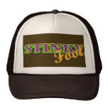 Stinky Foot Mesh Hats