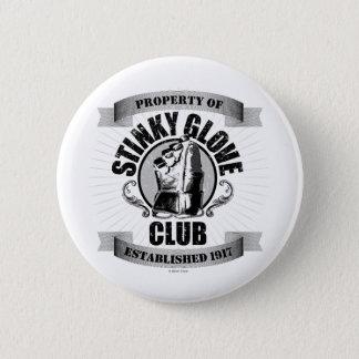 Stinky Glove Club (Hockey) Button