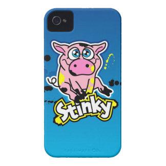 Stinky Pig iPhone 4 Case