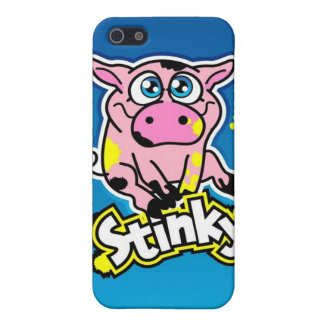 Stinky Pig iPhone 4 Speck Case Cover For iPhone 5/5S