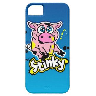 Stinky Pig iPhone 5 Case