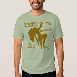 STINKY PINKY'S STRIP CLUB SHIRT