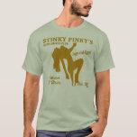 STINKY PINKY'S STRIP CLUB T-Shirt