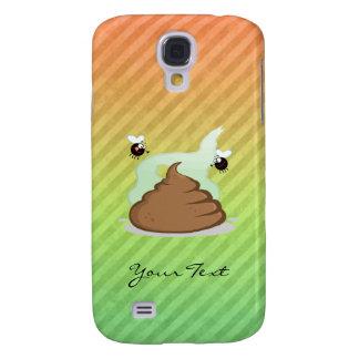 Stinky Poo design Samsung S4 Case