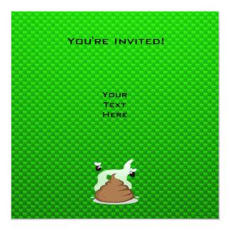 Stinky Poo; Green Card
