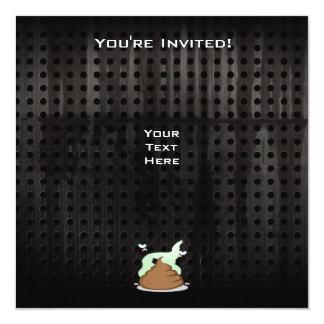 Stinky Poo; Grunge Card