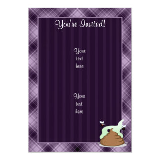 Stinky Poo; Purple Card