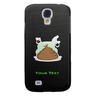 Stinky Poo; Sleek Samsung Galaxy S4 Cover