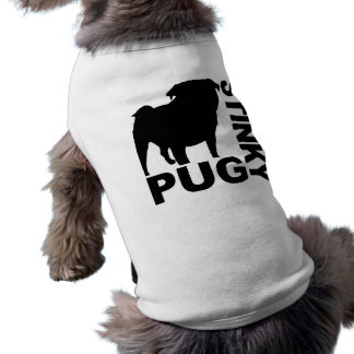 Stinky Pug Dog T-Shirt