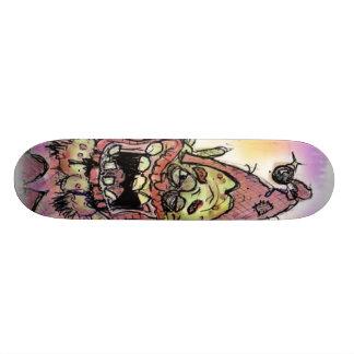 Stinky the Clown by Drew Medina Skate Board Decks