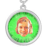 Stinni head pendant