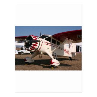 Stinson Aircraft Postcard