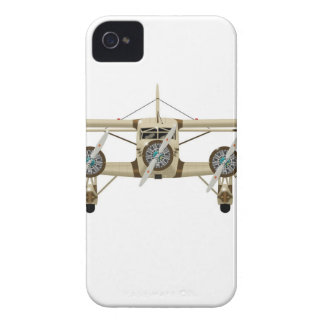 Stinson Airliner Model U Front View iPhone 4 Case-Mate Cases