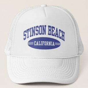 0fd407136c11d Stinson Beach California Trucker Hat